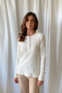 Henley Long Sleeve