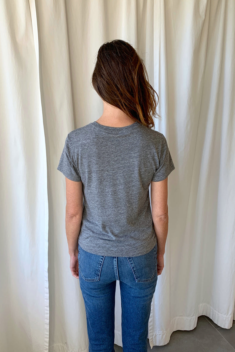 Recycled Grey Tee