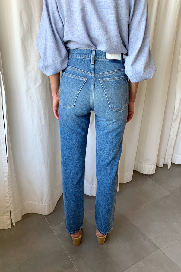 70s Straight Denim