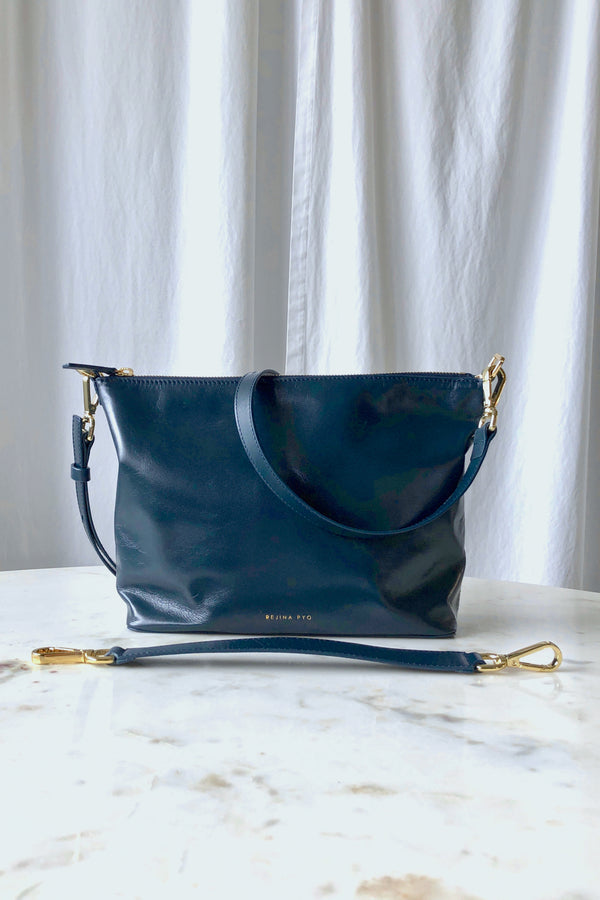 Navy Alma Bag