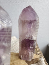 Load image into Gallery viewer, Rare Manifestation Phantom Amethyst Penetrator Generator Tower