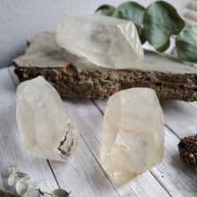 Load image into Gallery viewer, High Vibrational Golden Healer Quartz