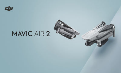 DJI Mavic Air 2 vs. Mavic Mini - Comparație