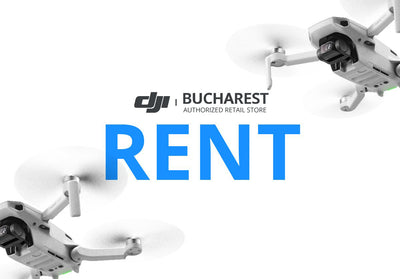 DJI Bucharest Rent