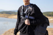 Telesin Osmo Action Chest Strap - Prindere piept