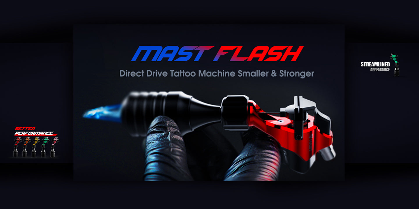 Mast Tattoo Machine