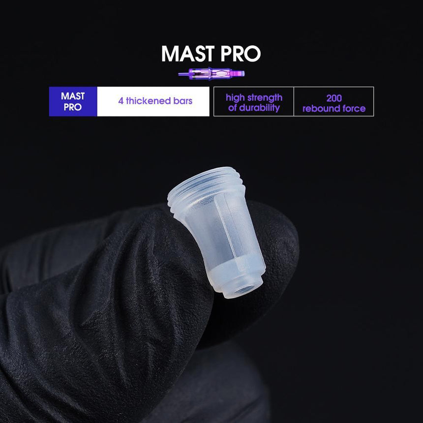 Mast Pro Tattoo Cartridges Needles 0.35MM Round Liner- Box of 20