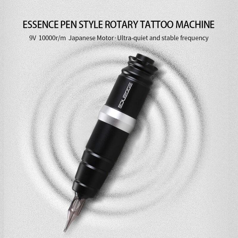 Dragonhawk Essence Pen Style Rotary Tattoo Machine RCA Cord
