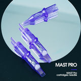 Mast Pro Tattoo Cartridges Needles 0.30MM Round Magnum- Box of 20