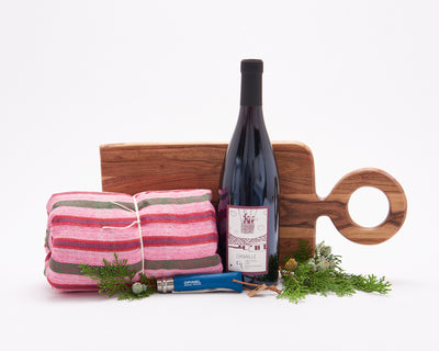 Afternoon Picnic Tote