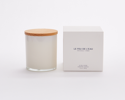 Navy Le Feu Candle Bundle
