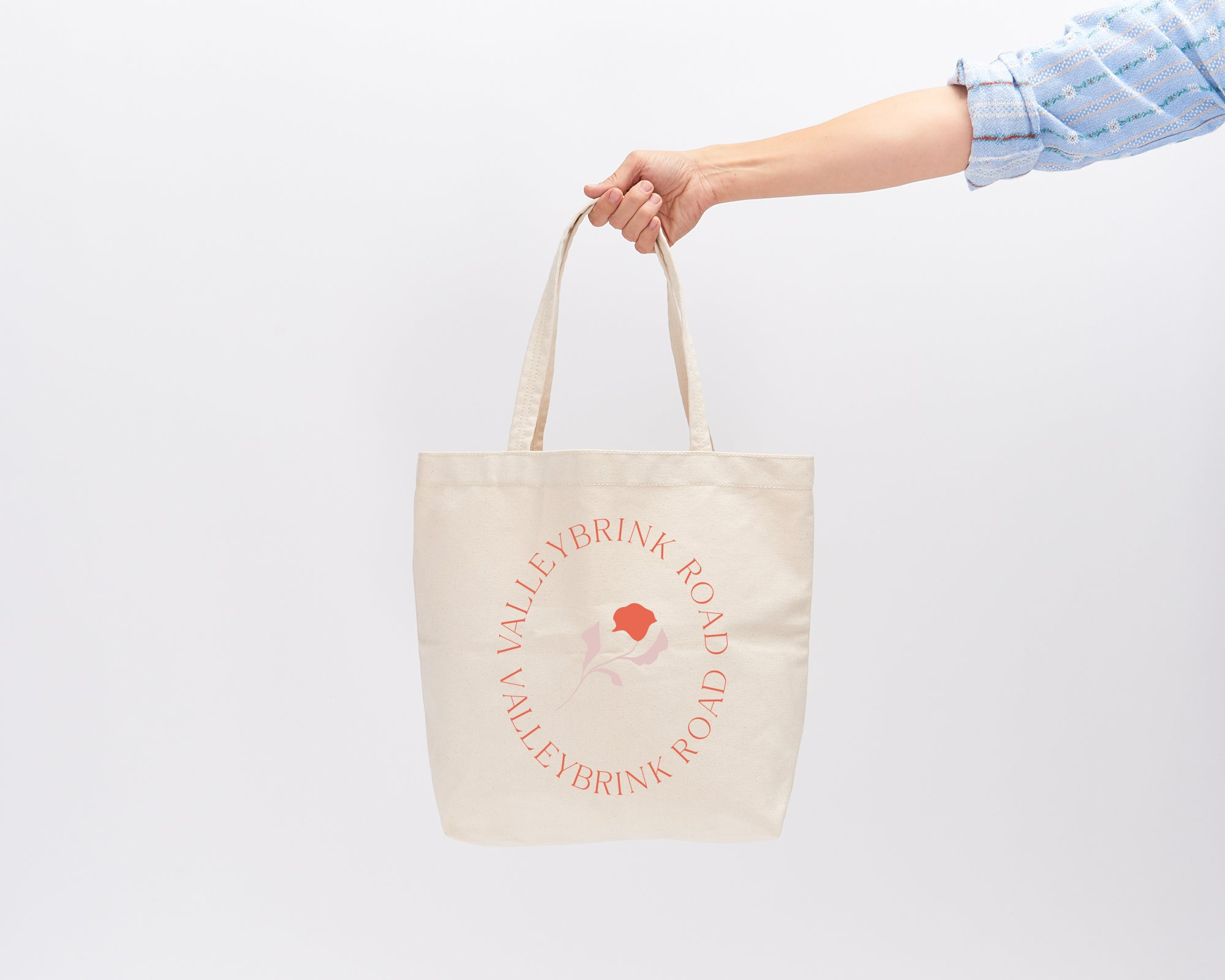 Valleybrink Road Canvas Tote