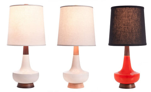 Caravan Pacific Table Lamps