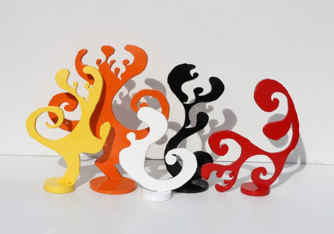 Fire Imp Sculptures