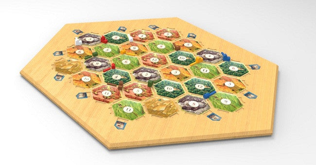 Official Catan Gaming Board