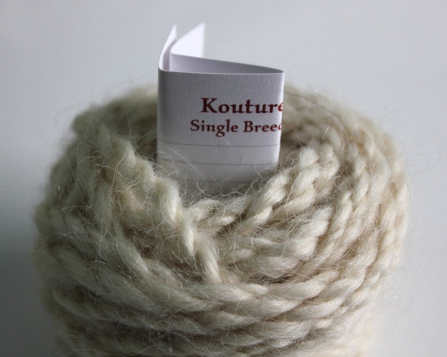 Kouture Crochet Handspun Yarn