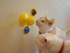 Why do cats like fidget spinners?