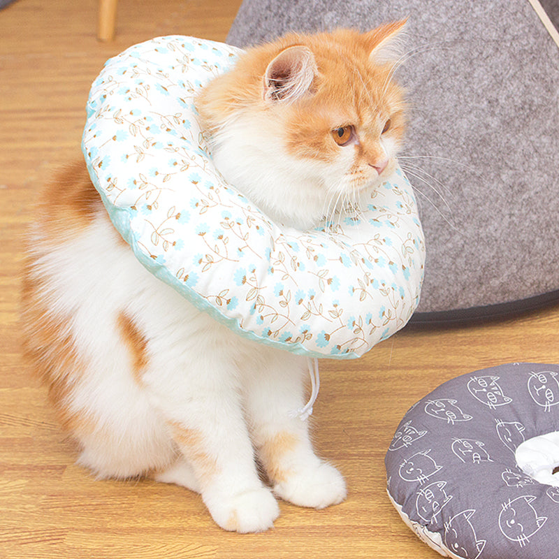 Sweet Comfy Protective Pet E-collar - Petites Paws
