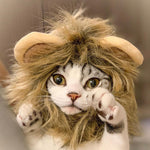 Lion Mane Cat Costume - Petites Paws