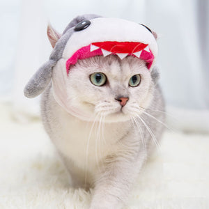 Shark Cat Costume - Petites Paws
