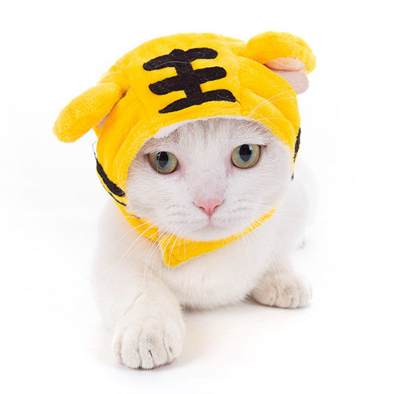 Tiger Cat Costume - Petites Paws