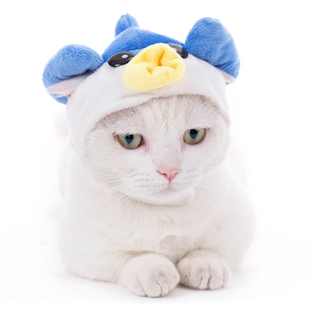 Pufferfish Cat Costume - Petites Paws