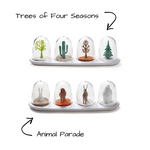 Creative Animal Parade Seasoning Shaker Set - Petites Paws
