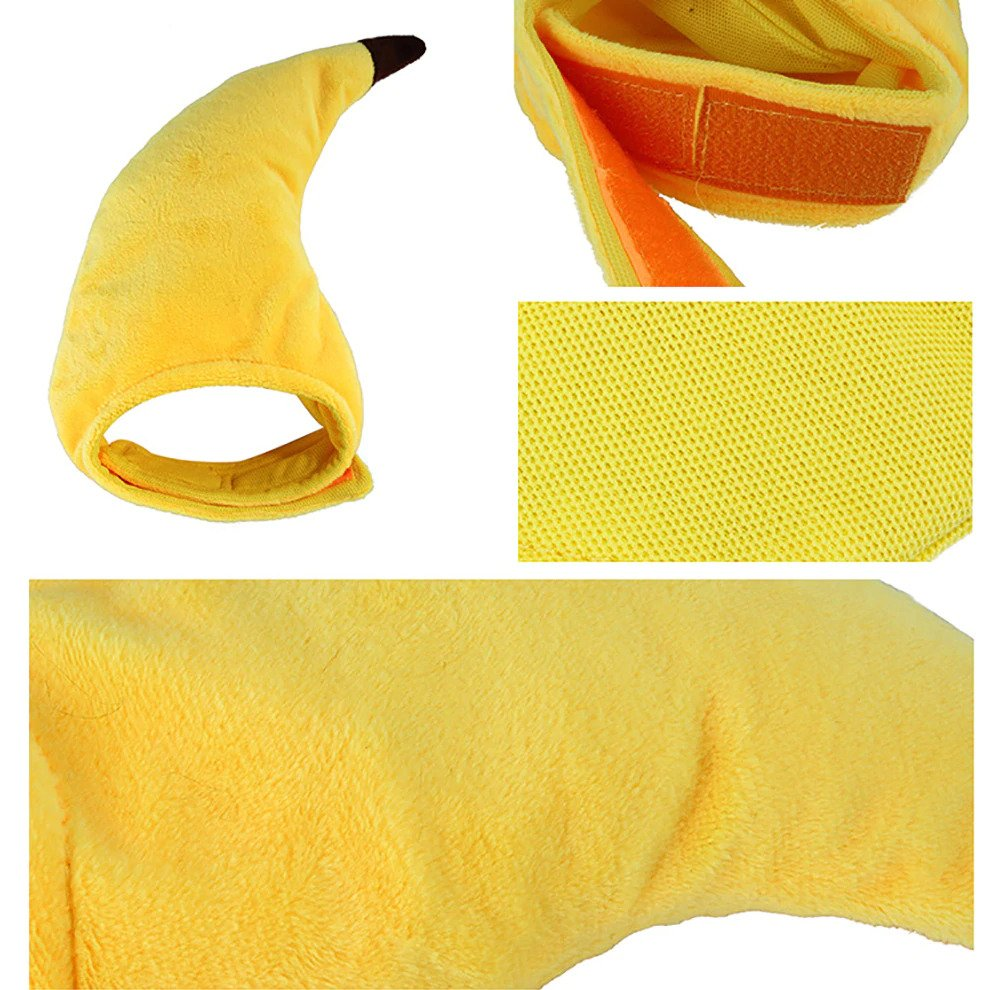 Banana Cat Costume - Petites Paws