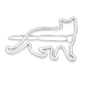 Dainty Cat Hairpin - Petites Paws