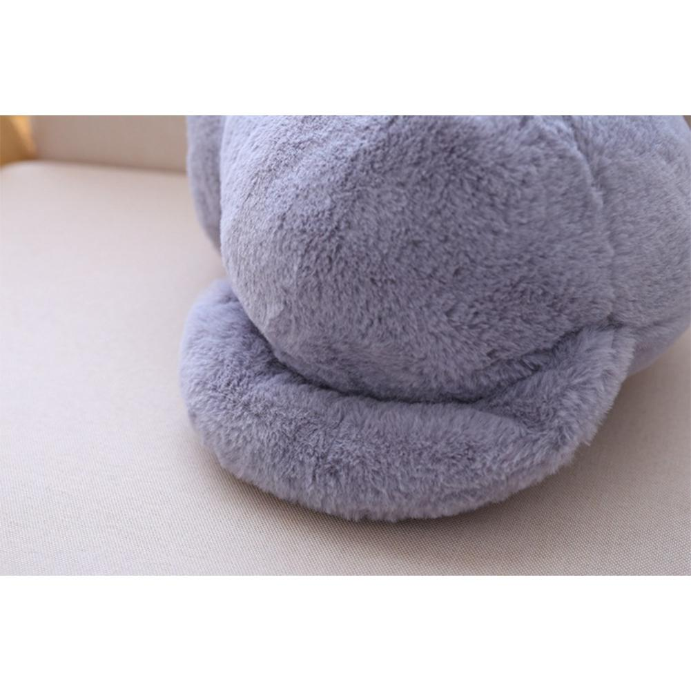 Minimalist Cuddly Cat Cushion - Petites Paws