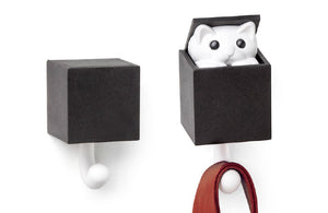 Peek-a-boo Wall Hook - Petites Paws