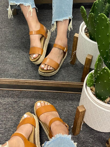 Cabo sandals - Lgi's boutique