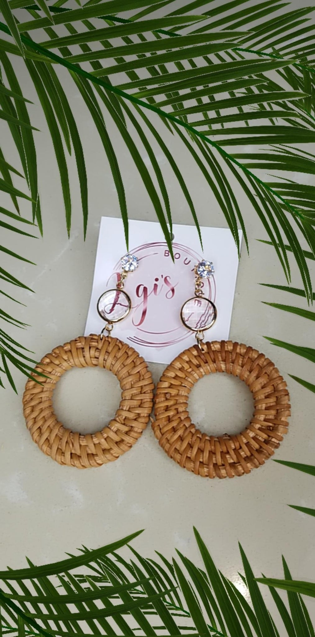 Ceiba earrings