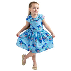 Kids Peter Pan Collar Dresses
