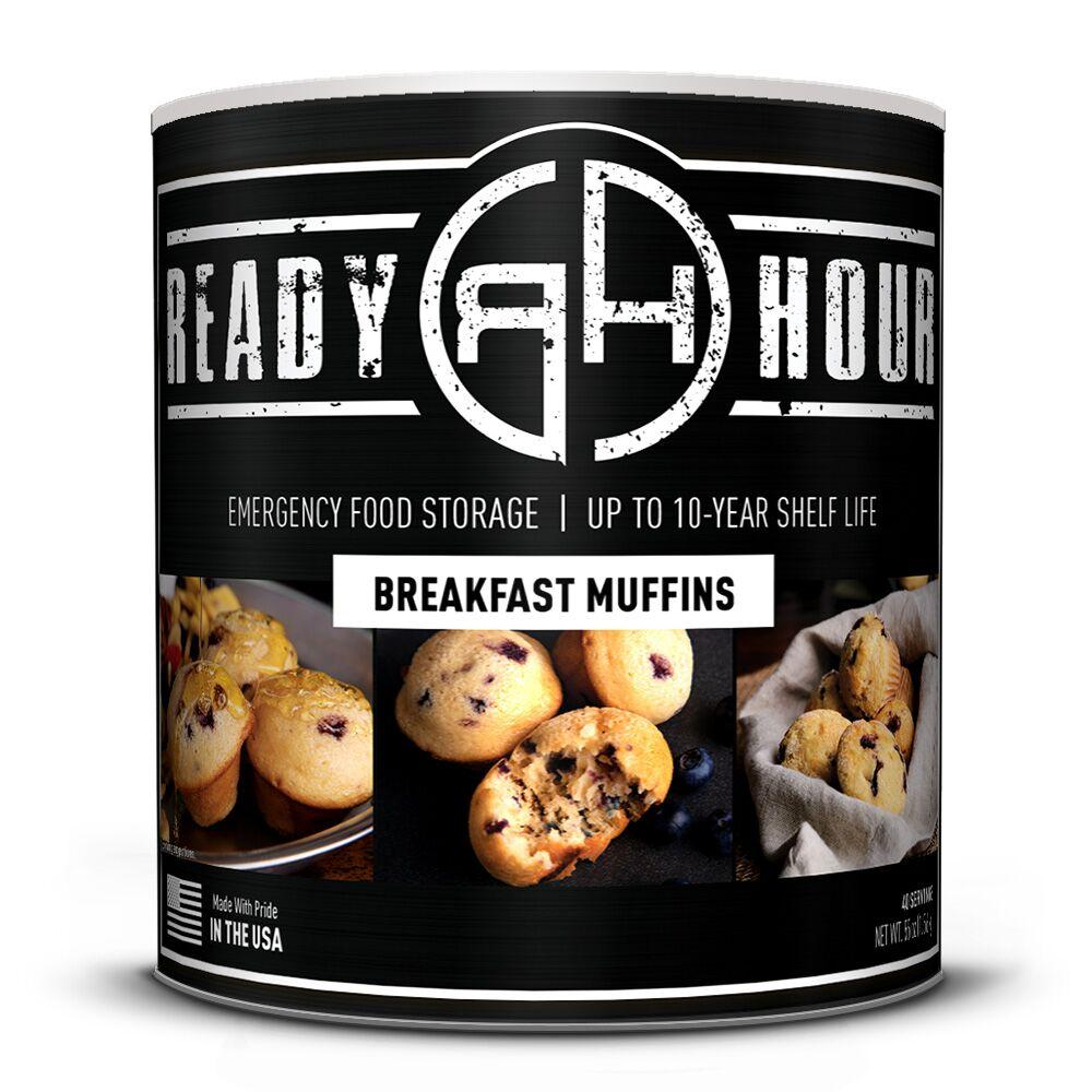 Ready Hour Breakfast Muffins (40 servings)