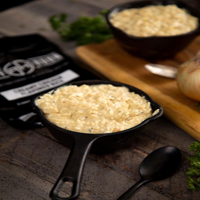 Ready Hour Creamy Chicken Flavored Rice (24 servings) - Ready Hour