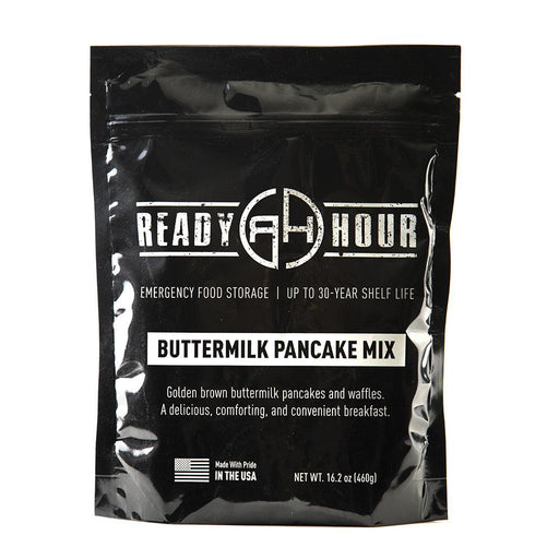 Buttermilk Pancake Mix Single Package (10 servings) - Ready Hour
