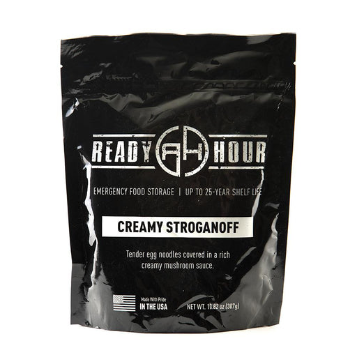 Creamy Stroganoff Single Package (4 servings) - Ready Hour