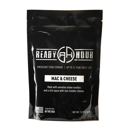 Mac & Cheese Single Package (4 servings) - Ready Hour