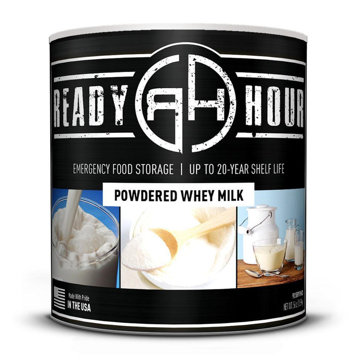 Powdered Whey Milk (93 servings)
