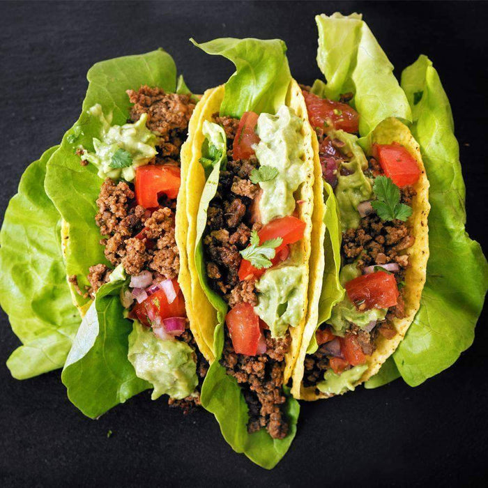 Ready Hour Vegetarian Taco Meat Substitute (30 servings) - Ready Hour