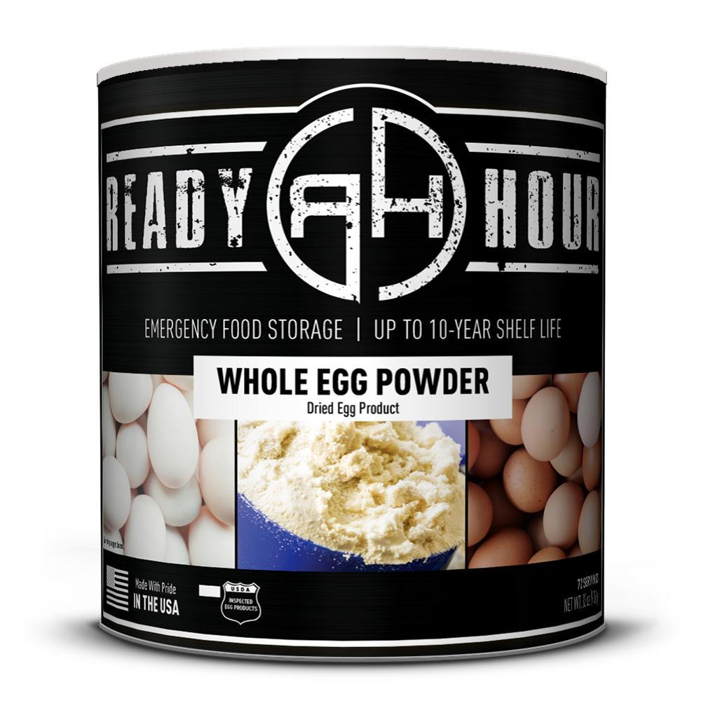Ready Hour Whole Egg Powder (72 servings)