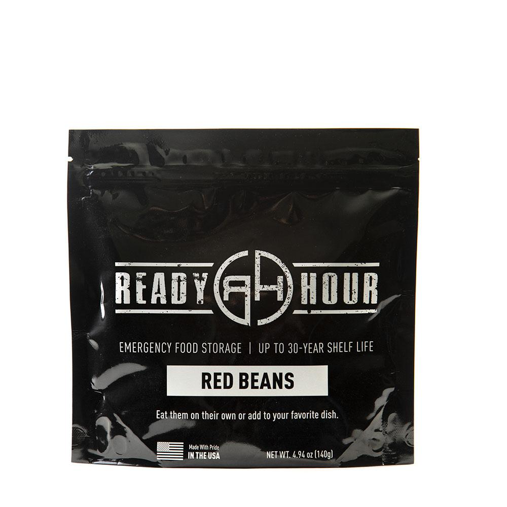 Red Beans Single Package (4 servings) - Ready Hour