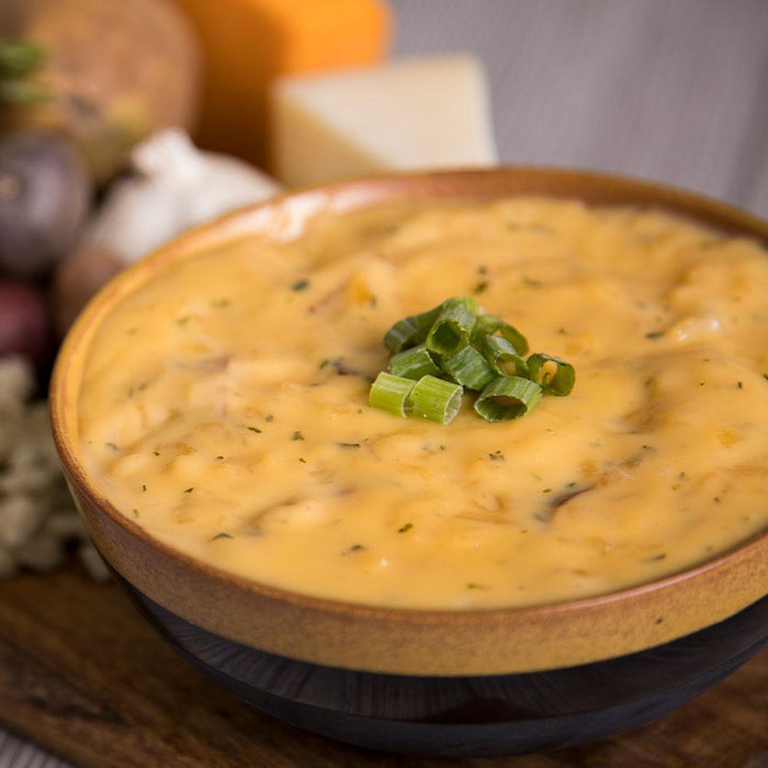 Ready Hour Potato Cheddar Soup (35 servings) - Ready Hour