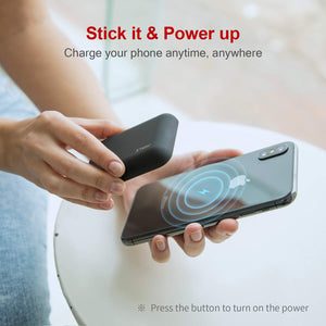 Stick On Wireless Power Bank