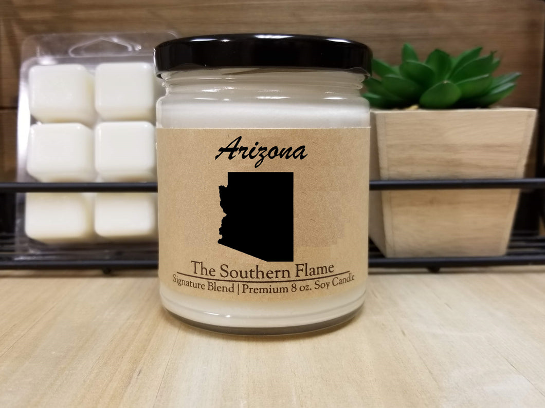 Arizona Homesick State Candle