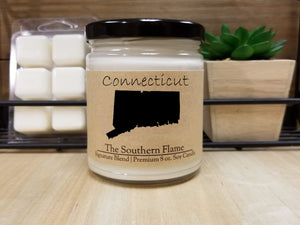 Connecticut Homesick State Candle