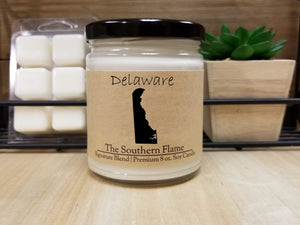 Delaware Homesick State Candle
