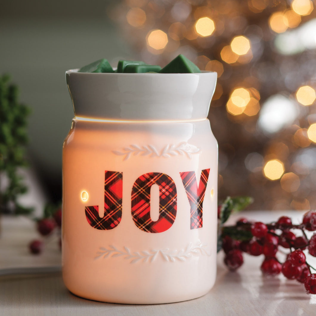 Christmas Joy Wax Warmer