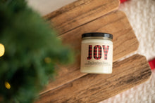 Load image into Gallery viewer, JOY Christmas Candle | 2020 Christmas Gifts | Personalized Candles